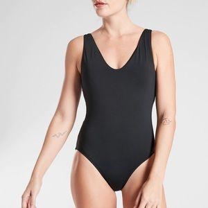 NWT Athleta Seychelles One Piece Swimsuit Scoop